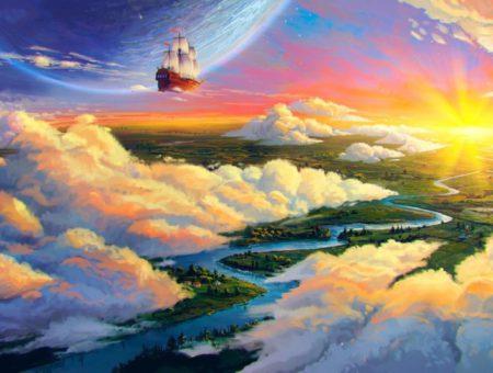 Фантазия как неотъемлемая часть творения. Часть 1