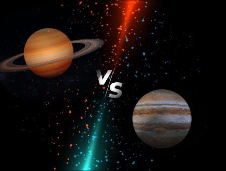 Архистратиг Михаил. Юпитер и Сатурн.